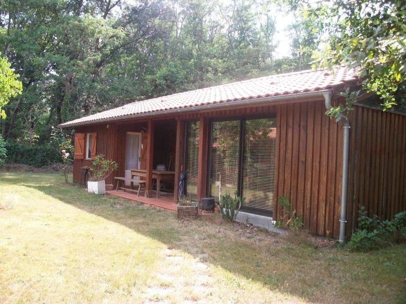 Vente Maison 4 Pieces De 60 M2 40410 Pissos (522)  MAISON BOIS # Vente Maison En Bois